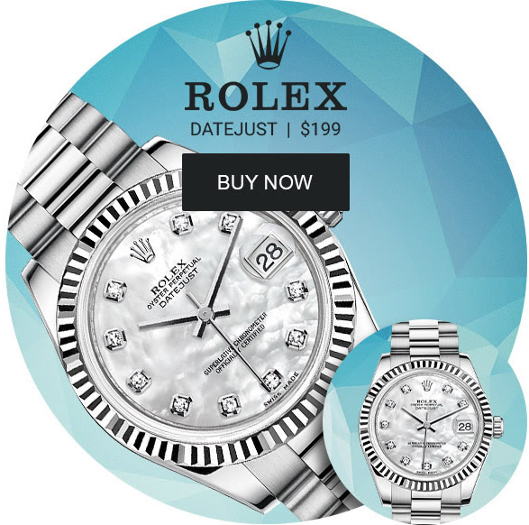 Rolex Datejust Replica Swiss-Made